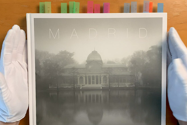 Un libro sobre Madrid